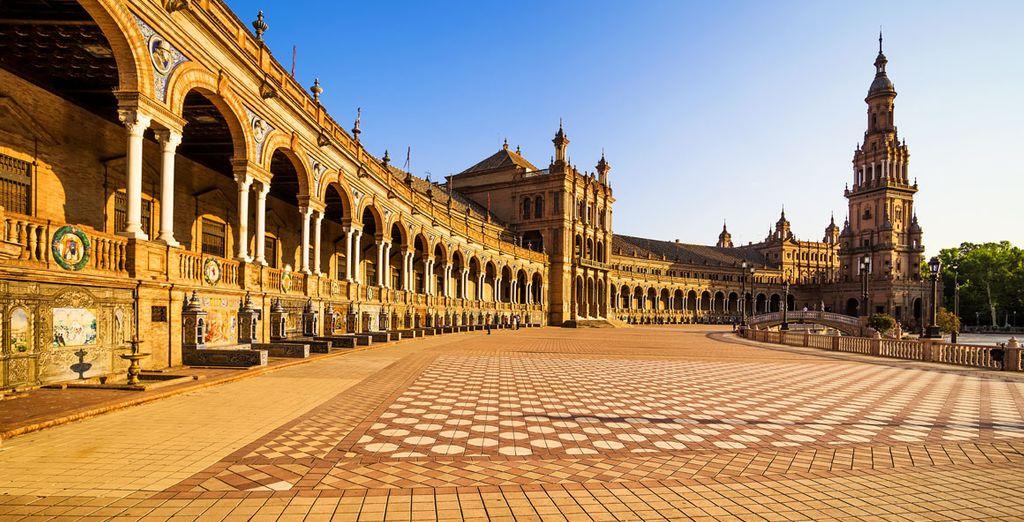 Circuitos e, España - Sevilla