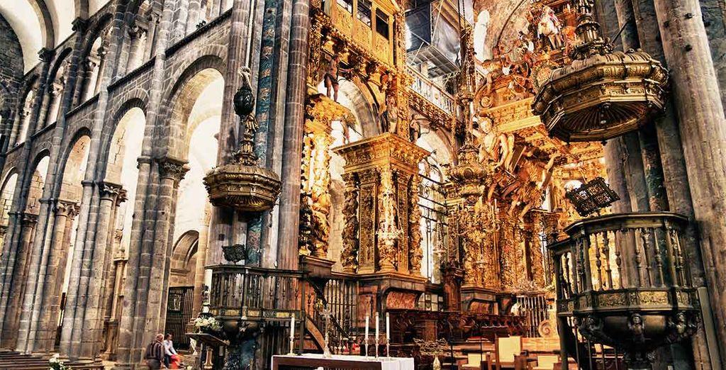 Interior de la catedral que no puede perderse