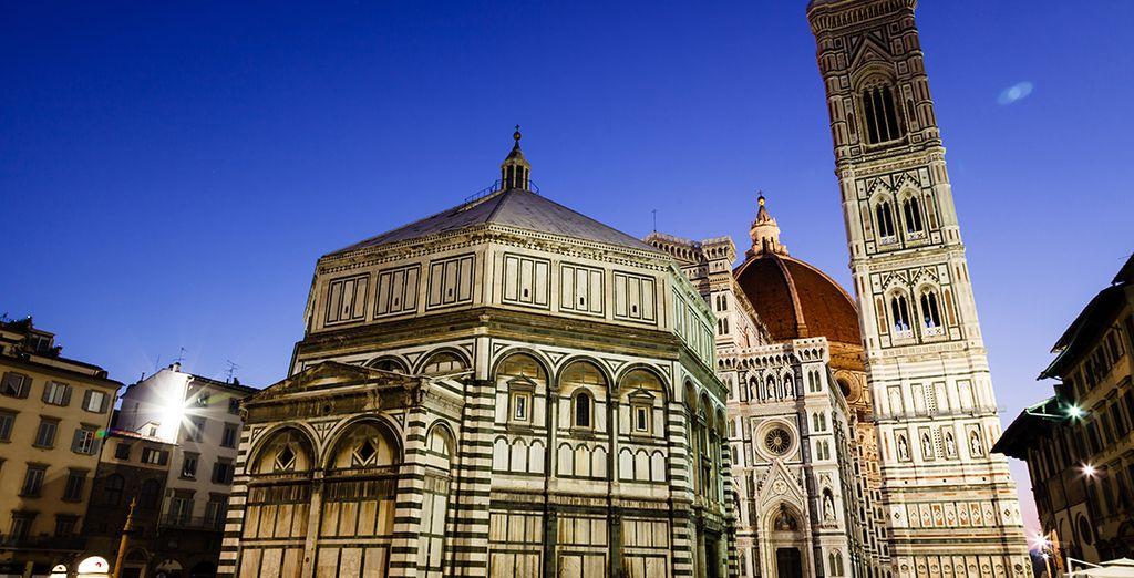 No se pierda el impresionante Duomo de Florencia