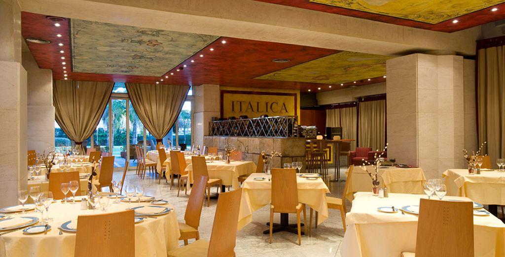 Pruebe la auténtica gastronomía andaluza