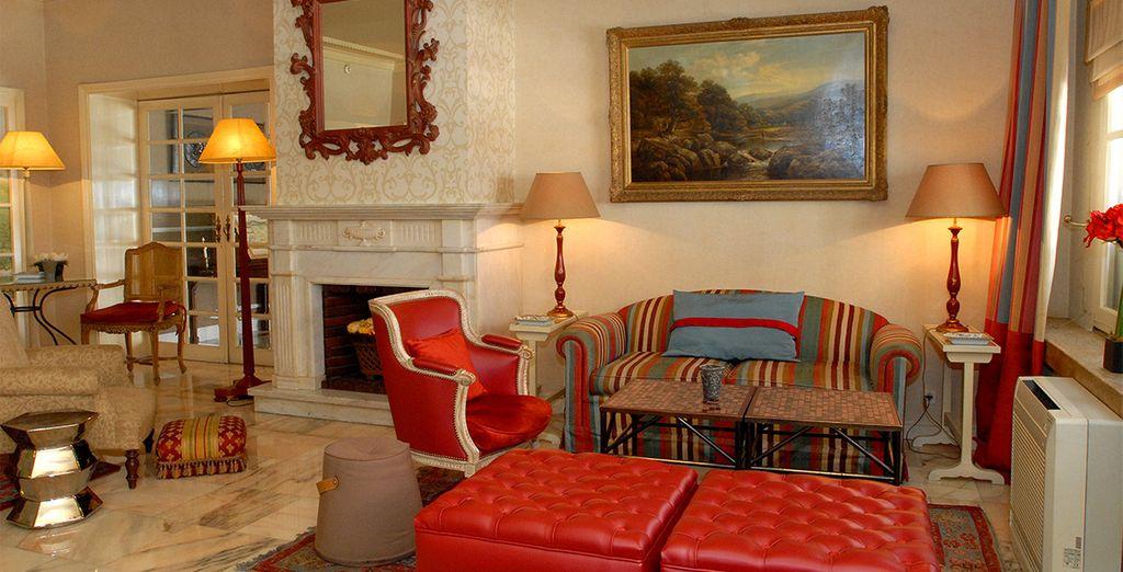 Heritage Hotel Lisboa Plaza: una decoración exquisita y elegante