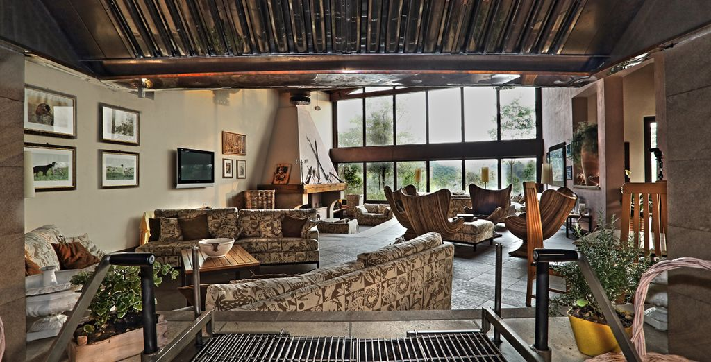 Un hotel perfecto para una escapada en familia, pareja o amigos