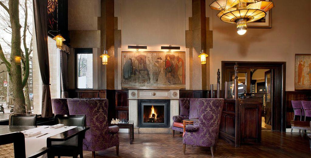 Bienvenido al Hampshire Hotel su hotel en Ámsterdam