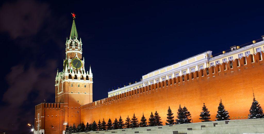 Moscú no le dejará indiferente