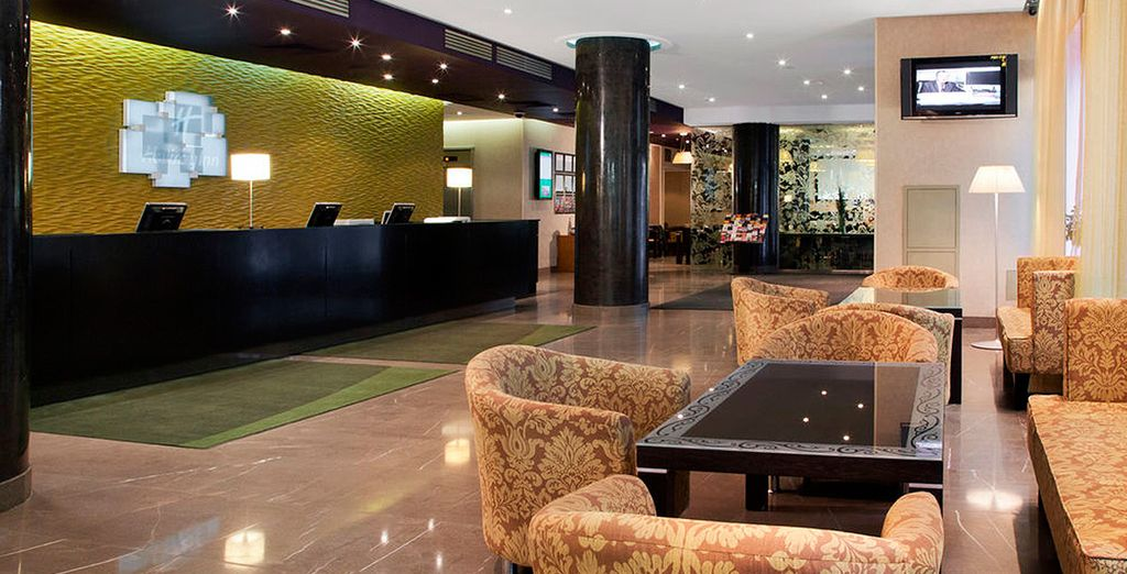 Le presentamos Holiday Inn Suchevsky 4*, en Moscú
