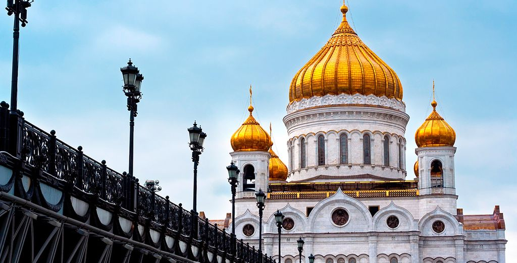 Un recorrido de oro por las capitales rusas