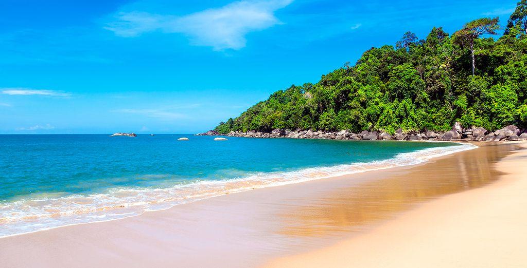 Unas sensacionales vacaciones en Tailandia
