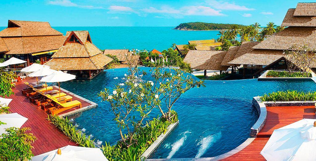 Bienvenido al Nora Buri Resort & Spa 5*