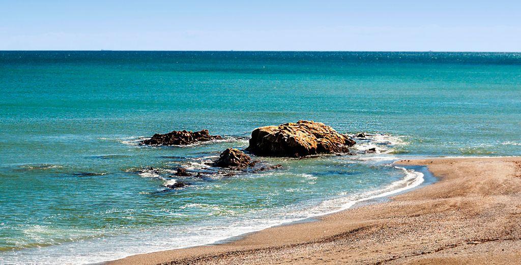 Unas vacaciones de relax junto al mar en Estepona