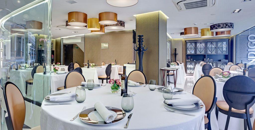 Saboree los menús creados por Andrea Tumbarello en el Gastrobar y Restaurante