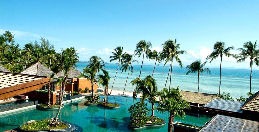 Hoteles con spa con Voyage Privé
