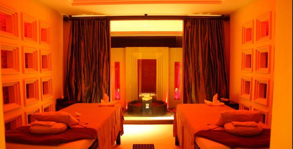 Ofertas de hoteles con spa