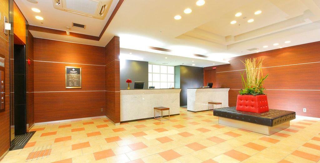 El Hotel MyStays Sakaisuji-Honmachi 3* su hotel en Osaka