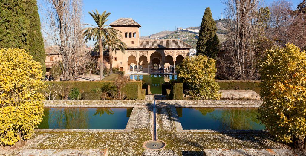 Descubrir la Alhambra