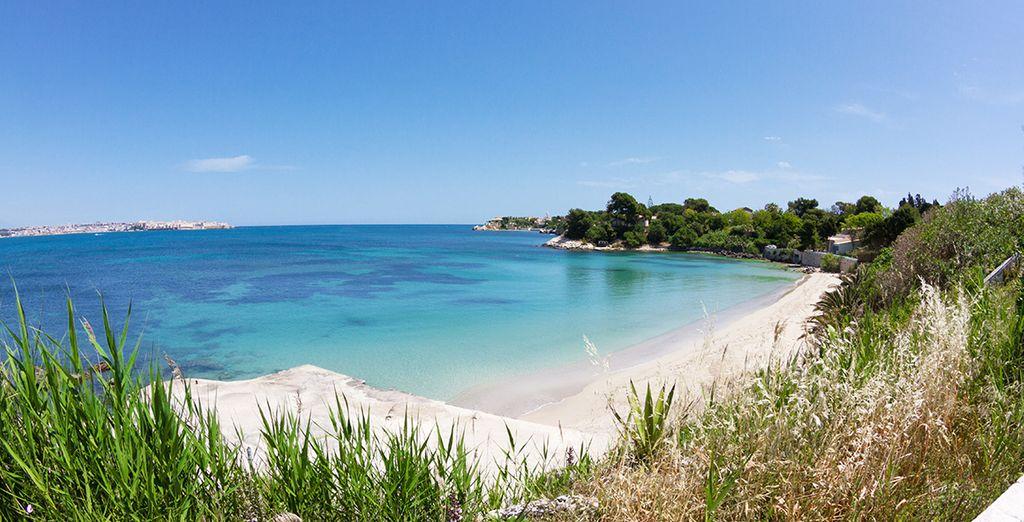 Playas paradisíacas donde perderse