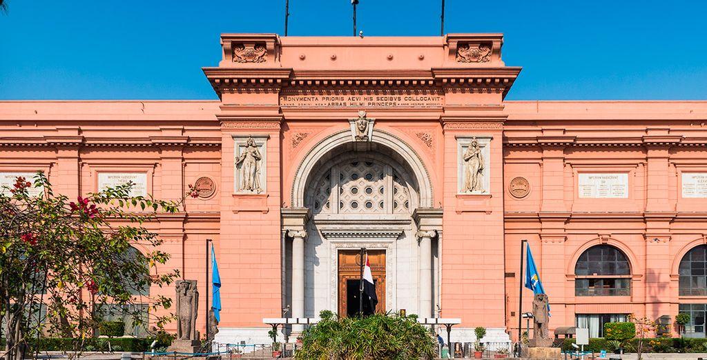 El Museo Egipcio, un cofre lleno de joyas históricas