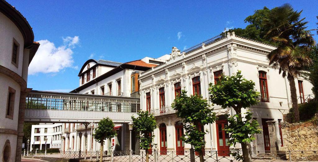 Bienvenido al Gran Hotel Las Caldas Villa Termal 5*