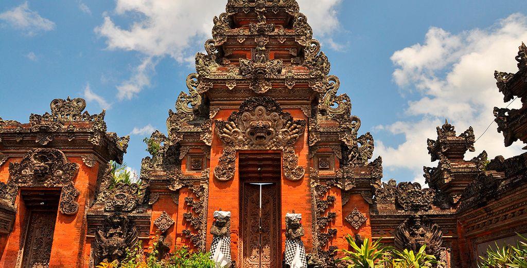 Conozca la cultura balinesa
