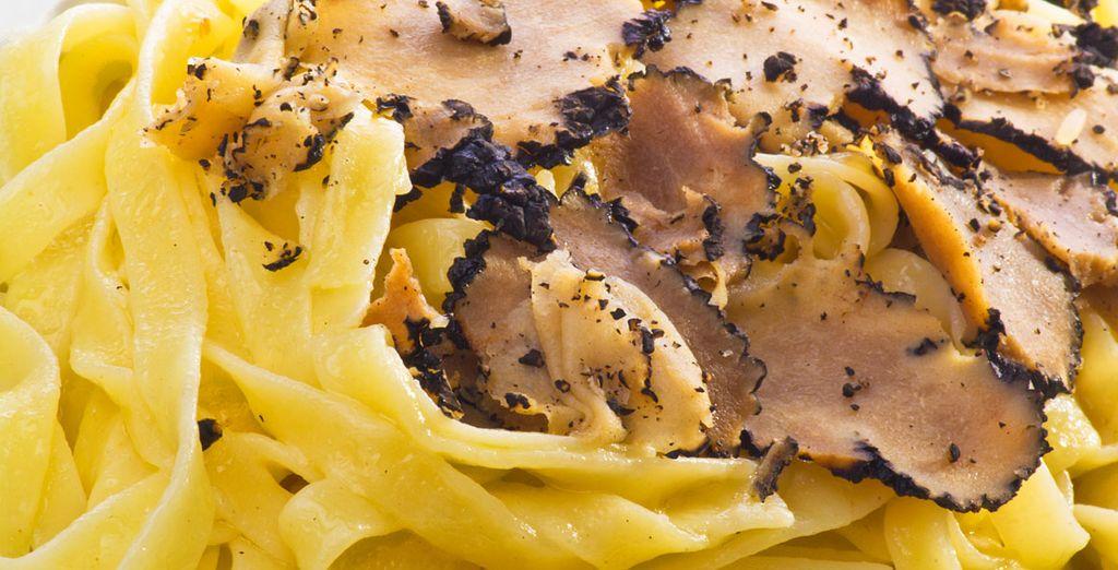 Diviértase en una clase de cocina para dos personas y conviértase en un verdadero Chef de la cocina italiana