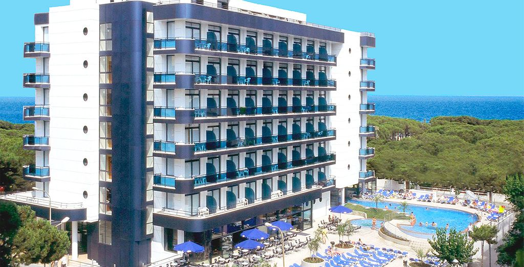 Una ubicación ideal para los apasionados de la playa