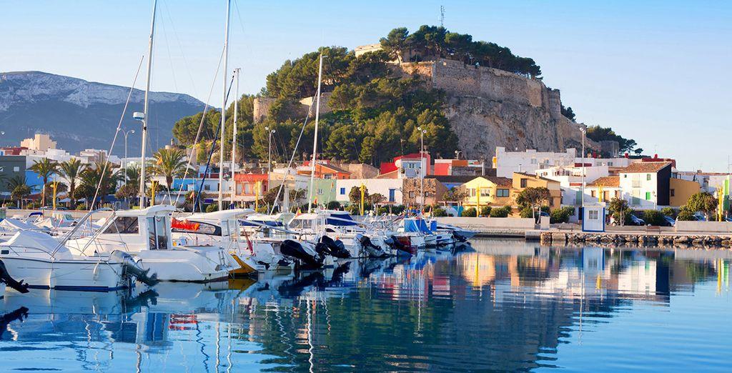 Alicante posee increíbles rincones en sus costas