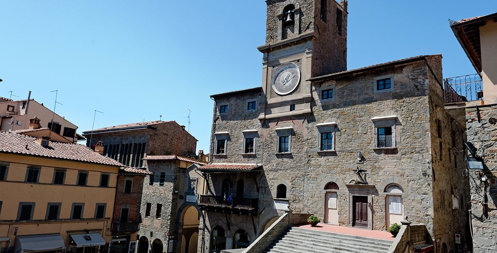 Cortona, una antigua ciudad medieval