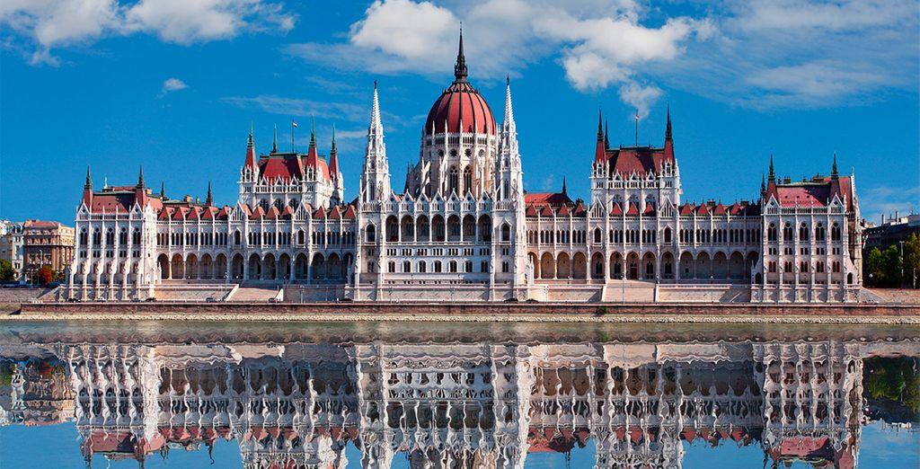 Bienvenido a Budapest