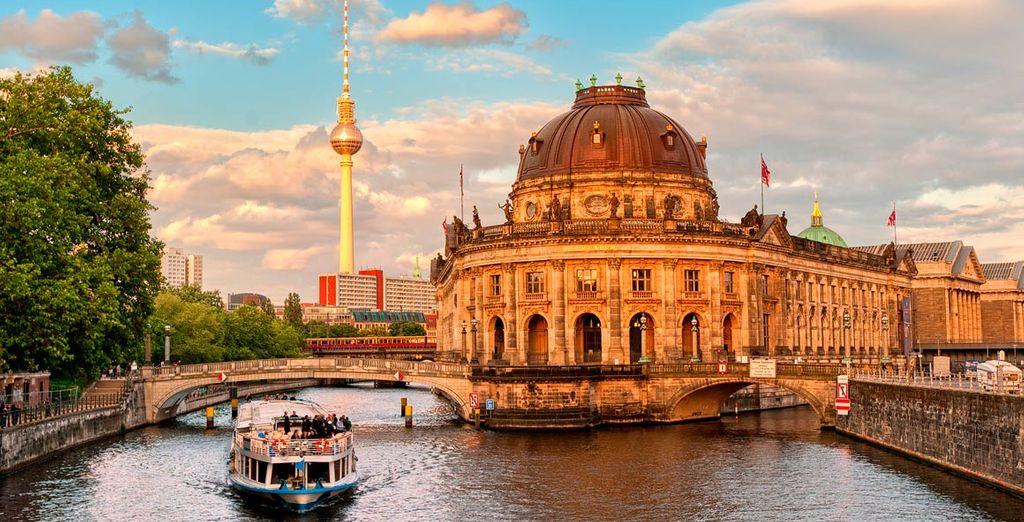 La preciosa Berlín le espera