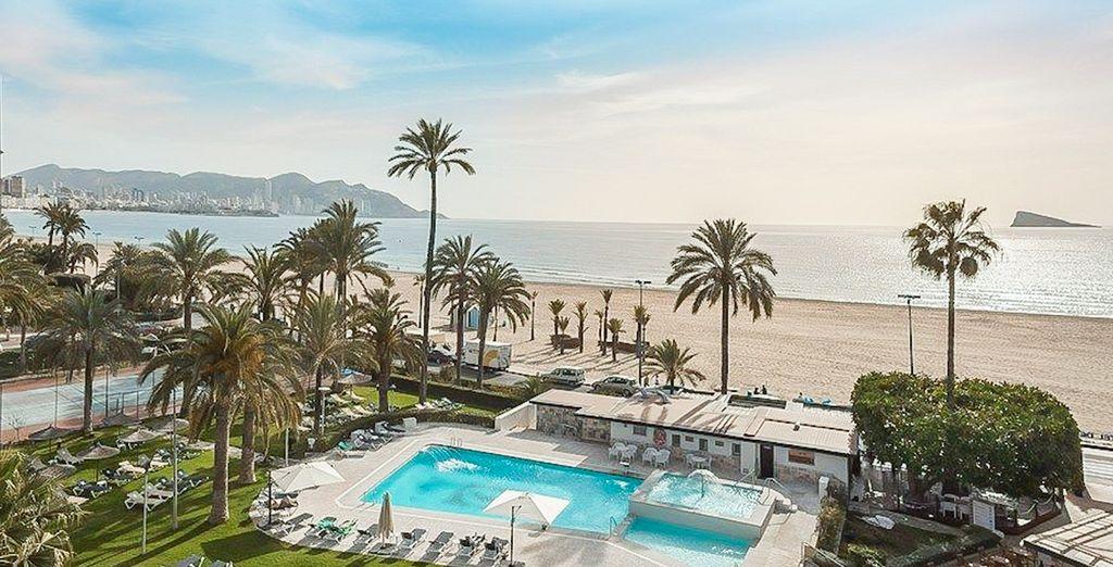 Elija el Gran Hotel Delfín para su descanso en Benidorm