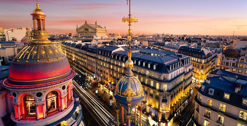Una de las ciudades más bellas del mundo