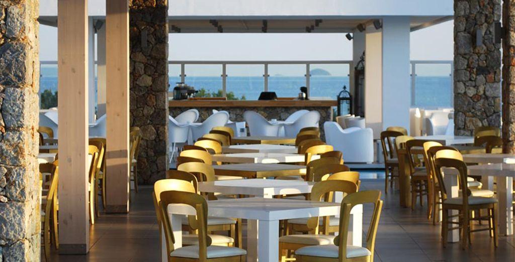 Deguste la gastronomía griega