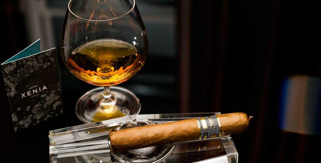 Tendrá acceso exclusivo a la selección de puros cubanos