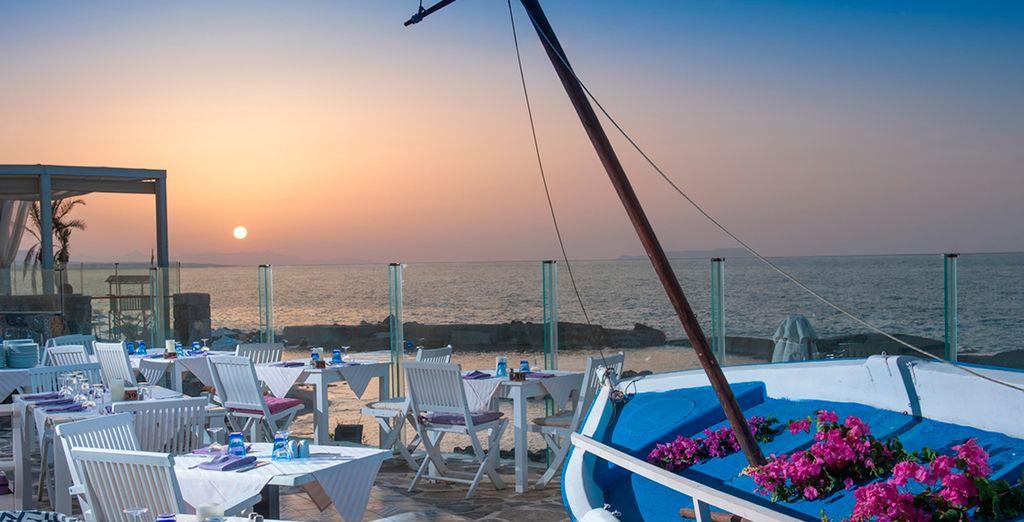 Disfrute de todo el sabor de Creta