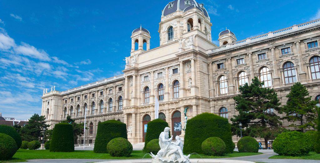 Viena, una ciudad con historia
