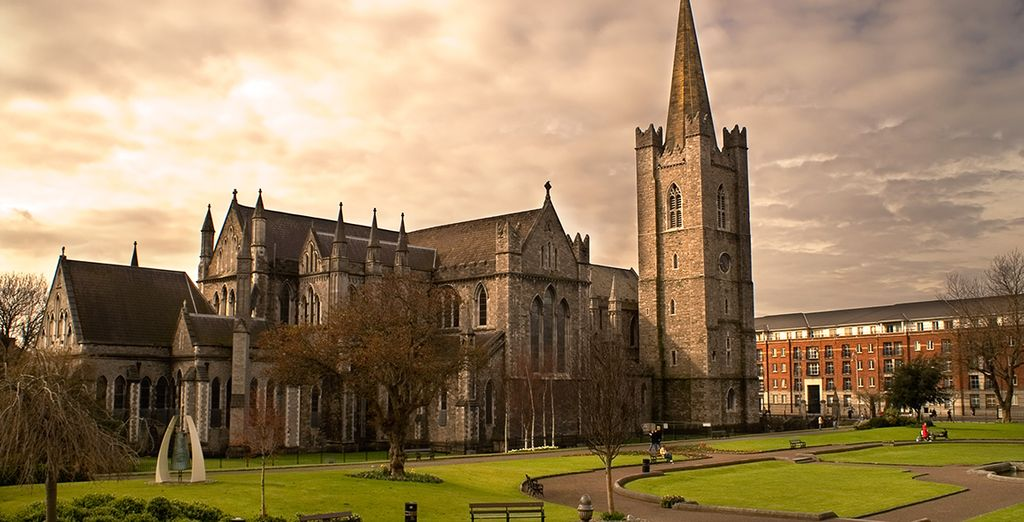 Dublín aguarda construcciones de gran belleza