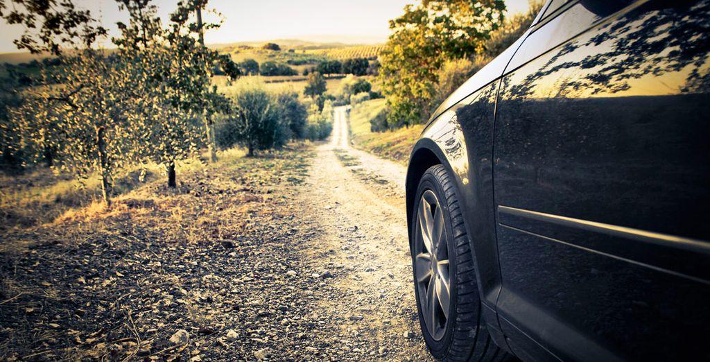 Alquile su coche en el siguiente paso de su compra: la mejor opción para disfrutar de la zona
