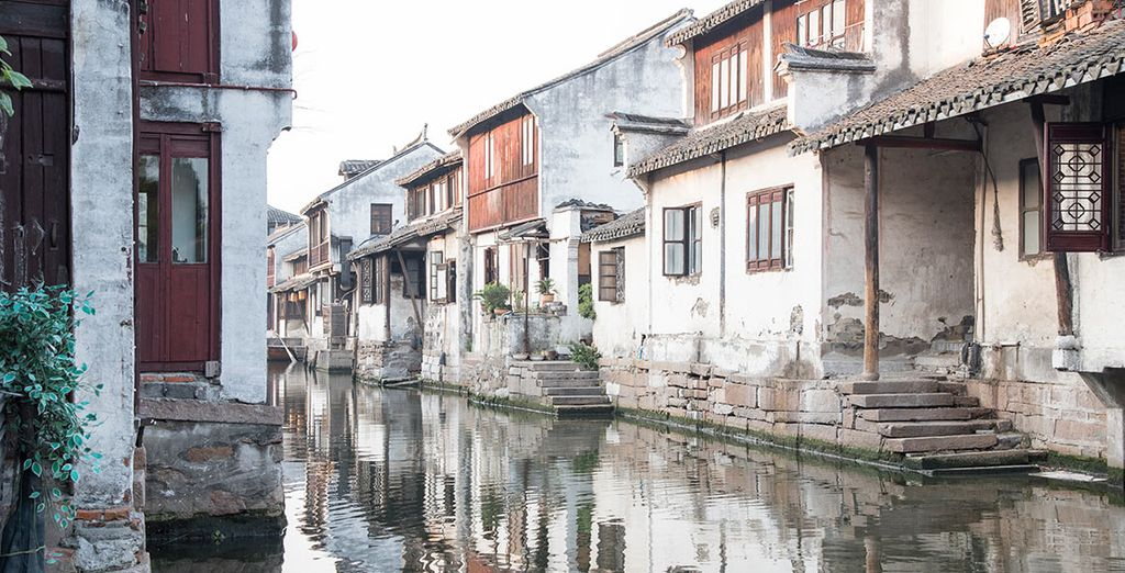 Shanghai, barrio de Suzhou