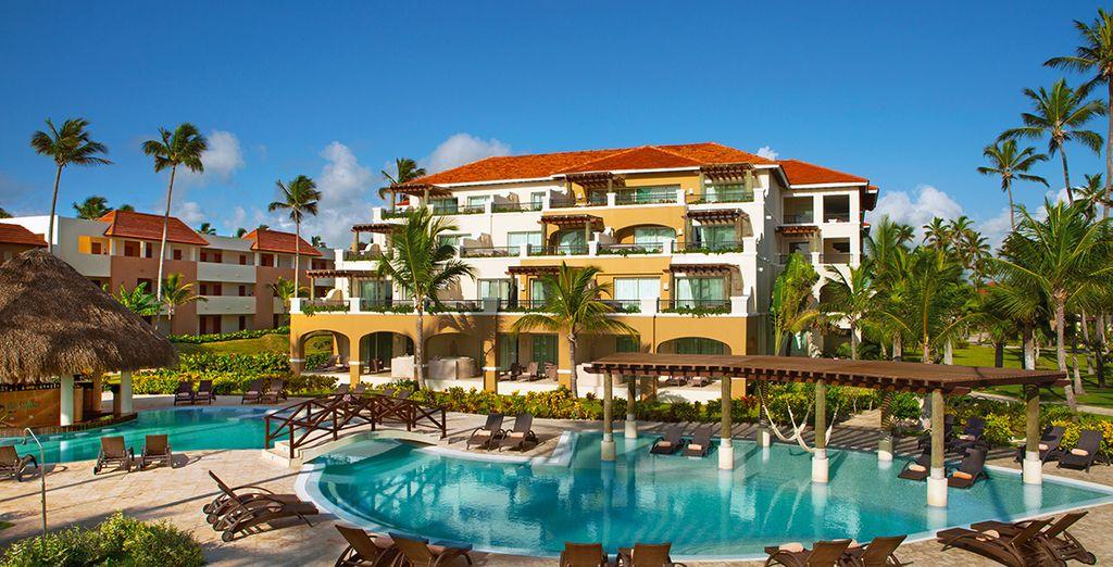 Un resort 5* sin igual...