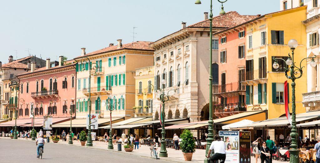 Recorra las calles de esta ciudad repleta de arte y de historia
