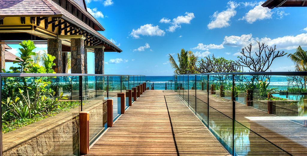 Bienvenido al Hotel The Westin Turtle Bay Resort & Spa