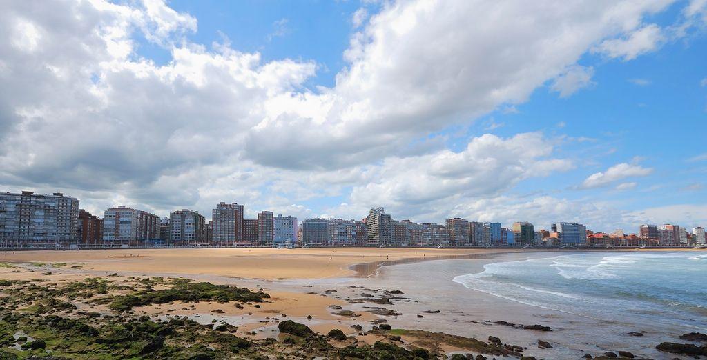 Descubra el litoral asturiano