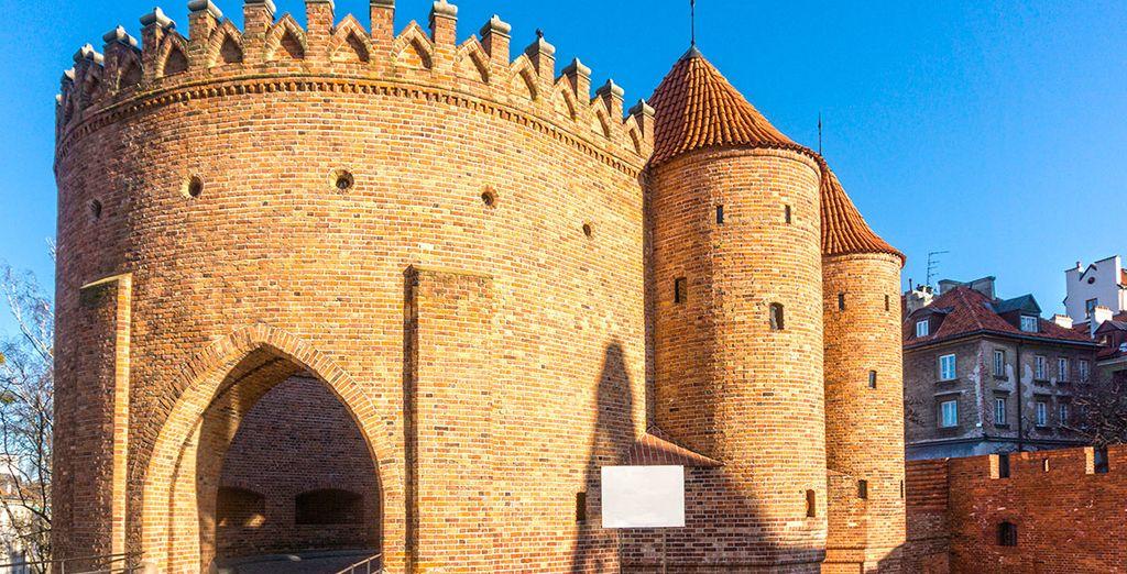 Conozca la historia de la capital polaca