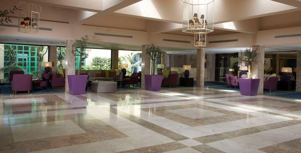 Un elegante hotel 5*