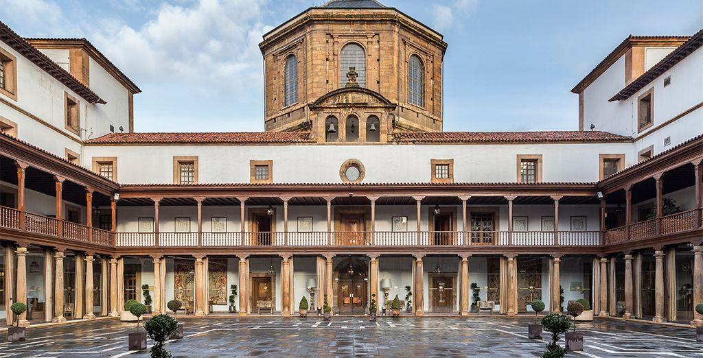 Un hotel con más de 300 años de historia