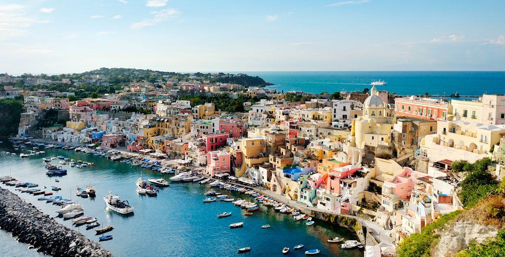 Un recorrido panorámico por Nápoles