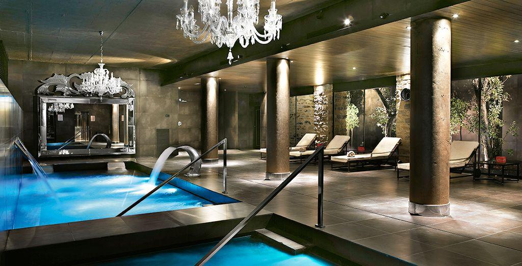 El relax absoluto te espera en Castillo de Gorráiz Golf & Spa 4*