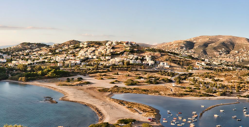 Descubre Anavyssos, Atenas