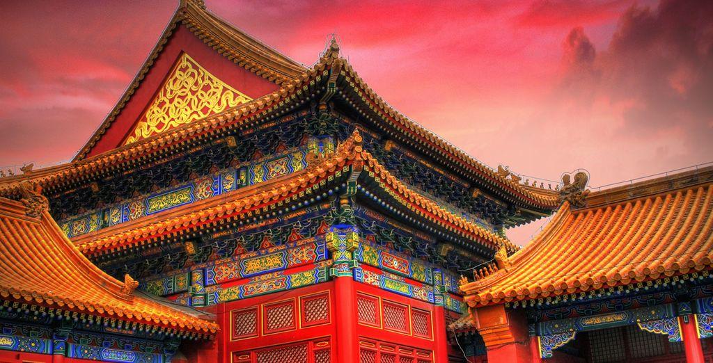 Conoce la capital del país, Beijing