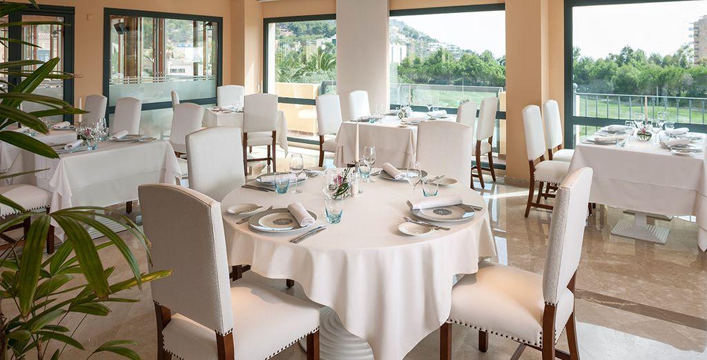 Descubre los mejores platos mediterráneos en su restaurante