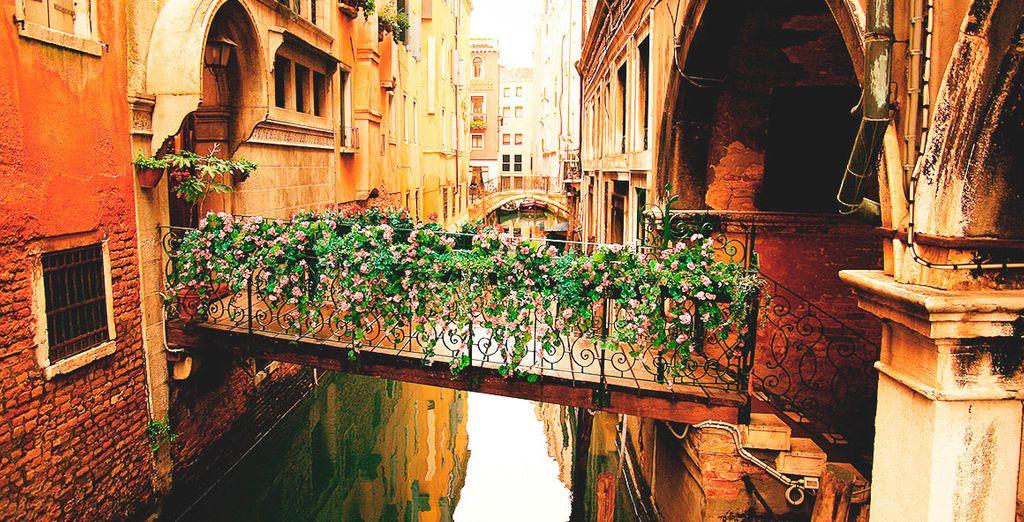 Una estancia en la siempre soprendente Venecia